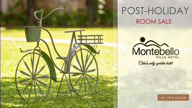Montebello Villa Hotel Post-Holiday