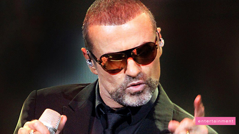 George Michael commit suicide