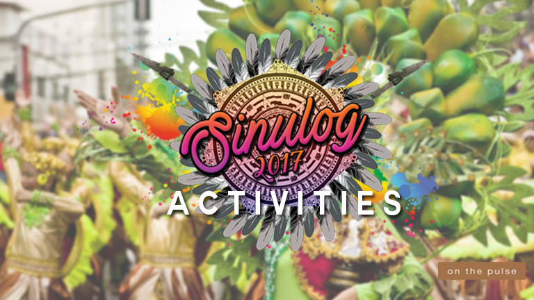 Parties You Need to Be At This Sinulog 2017