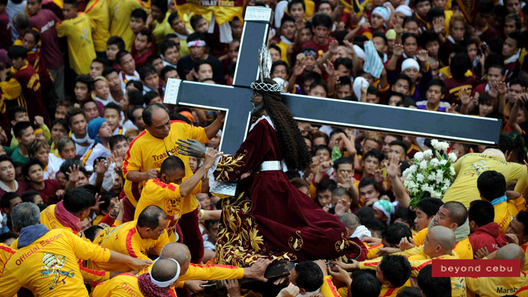 Procession of the Black Nazarene