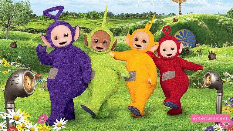 Teletubbies Had a Number One Hit