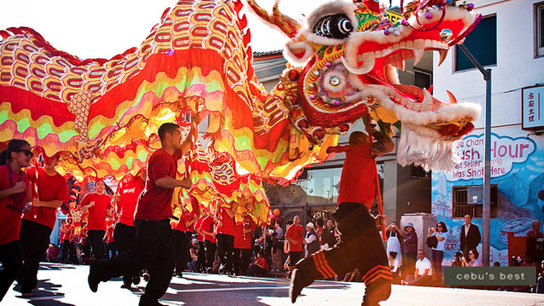 Chinese New Year in cebu
