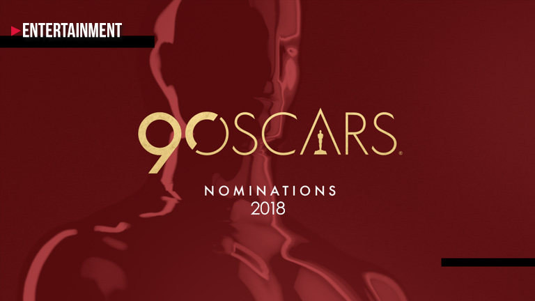 Complete List of Oscar Nominations 2018