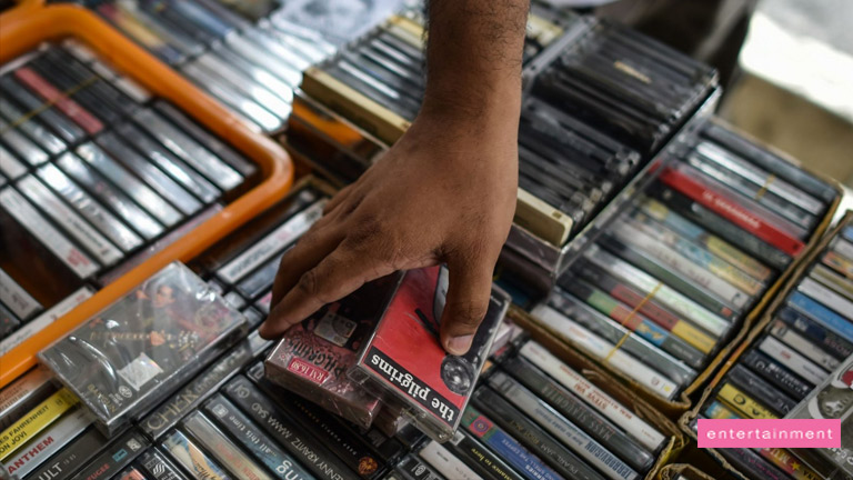 Sales of Cassette Albums Increased by 74%