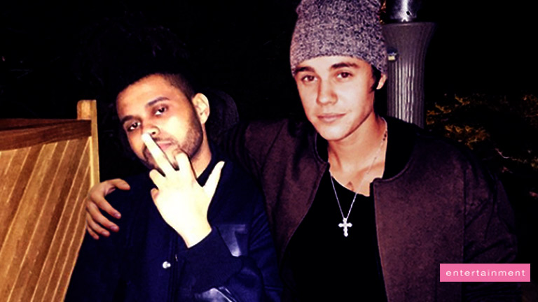 ustin Bieber diss The Weeknd