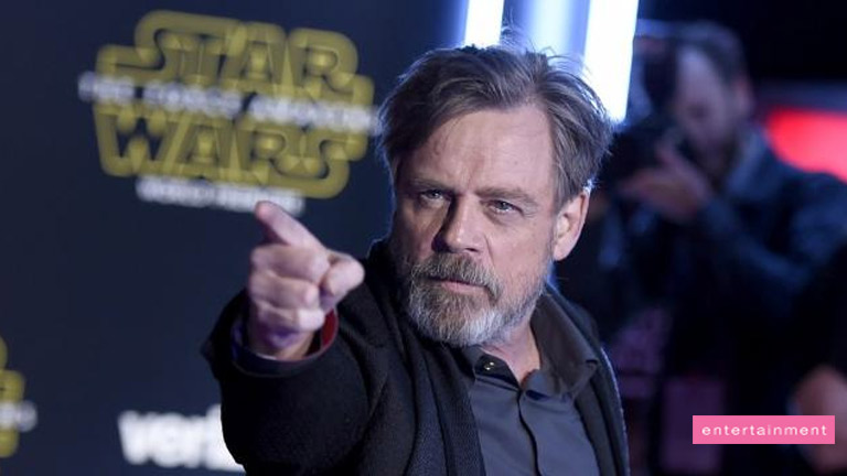 What Mark Hamill thinks of the Star Wars title