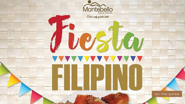 Fiesta Filipino w/ Chinese Food Choices at Montebello