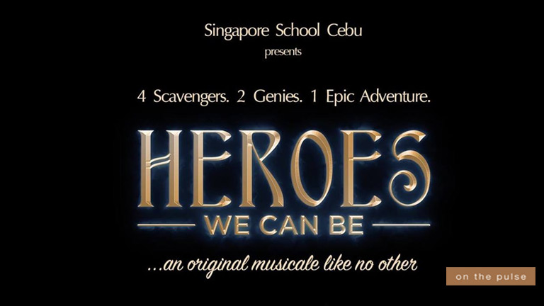 Heroes – We Can Be