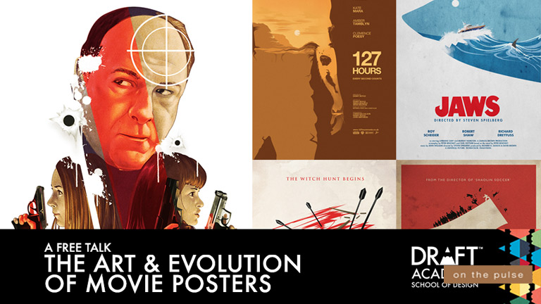 The Art of Movie Posters