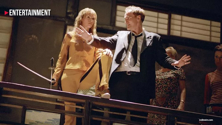 Uma Thurman shares clip of 'Kill Bill' stunt gone wrong, blames Harvey Weinstein
