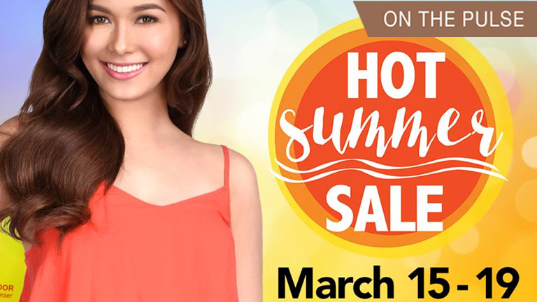 Robinsons Galleria Hot Summer Sale