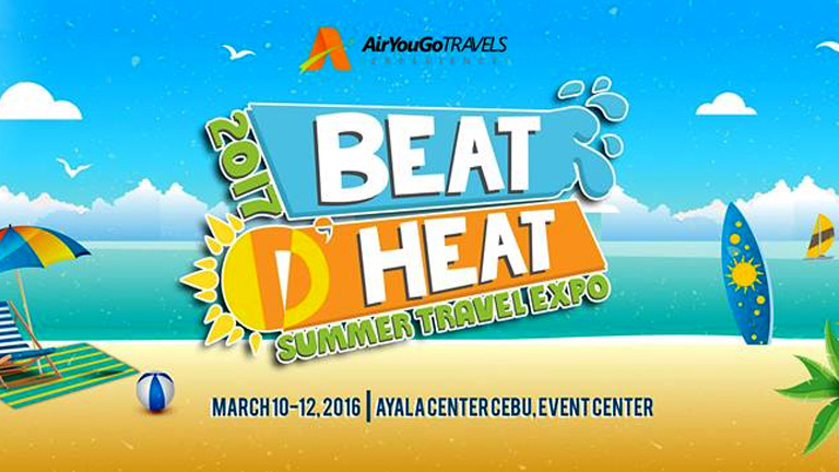 Beat the heat at the Travel Expo
