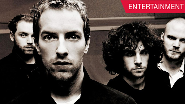 Coldplay artist of the week