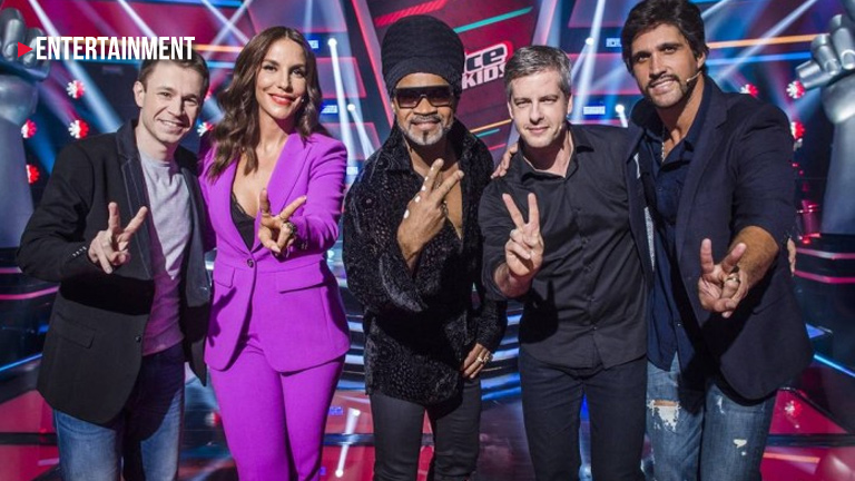 The Voice Kids Brazil  Lívia Bernarde