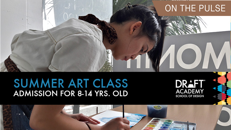 Art Workshop at Draft Academy