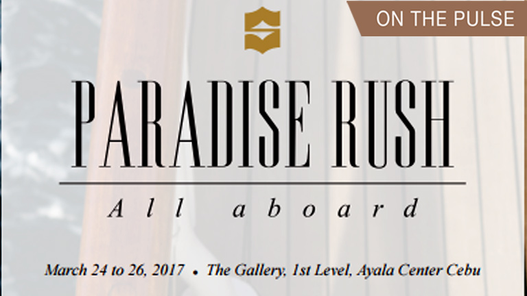 Shangri-La's Mactan Resort and Spa's Paradise Rush