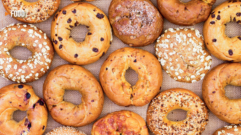 What makes a bagel so special and how is it different from any piece of bread?