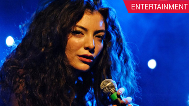 Lorde is adorable singing a parody of her song on the radio: Watch