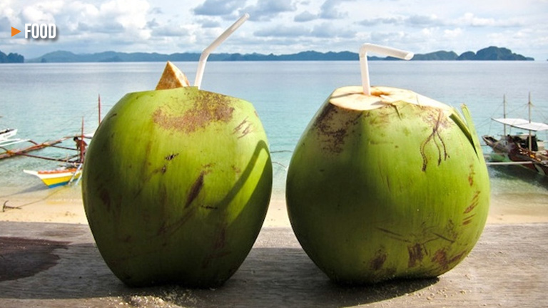 health benefits of buko juice