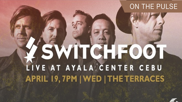 How to see Switchfoot perform up close