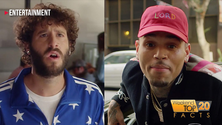 Freaky Friday Lil Dicky Chris Brown songfacts
