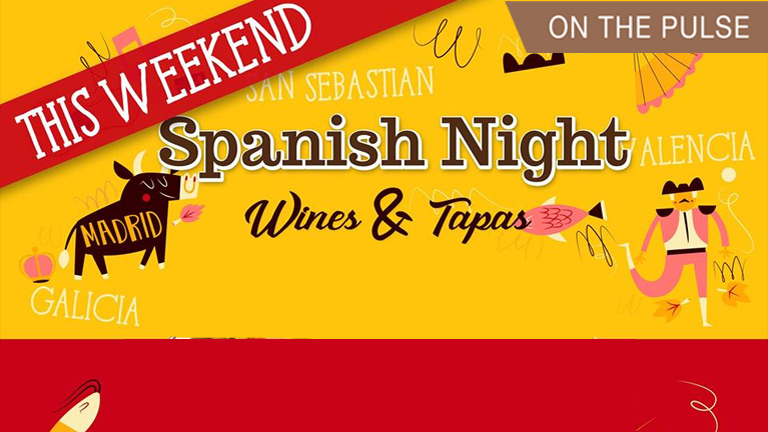 Wines and Tapas at the Montebello Villa Hotel