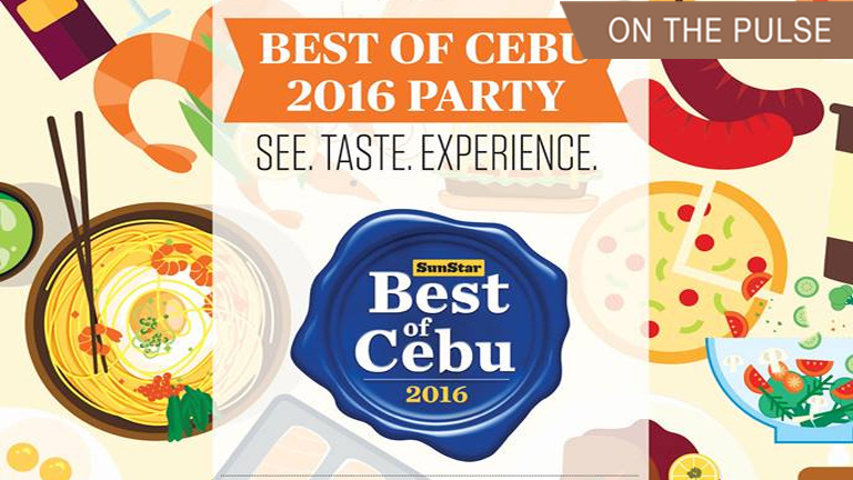 Sun Star BEST OF CEBU Party