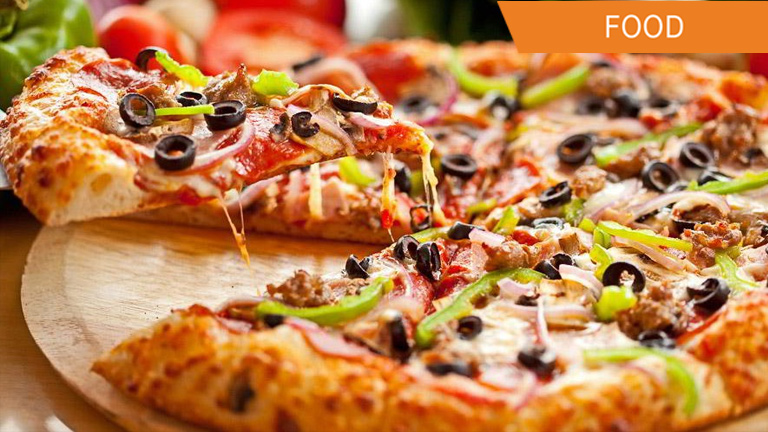 Strangest pizza toppings around the world