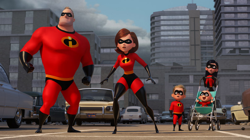 incredibles 21
