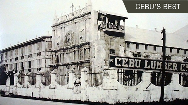 What is Cebu's oldest school? (Hint: It is also the oldest school in Asia)