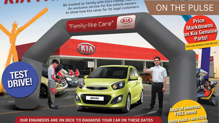 Kia Family Service Is Happening This Weekend Y101fm