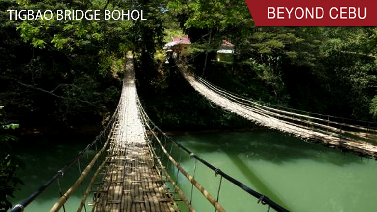 Tigbao Hanging Bridge
