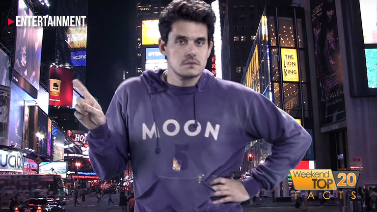 John Mayer New Light songfacts