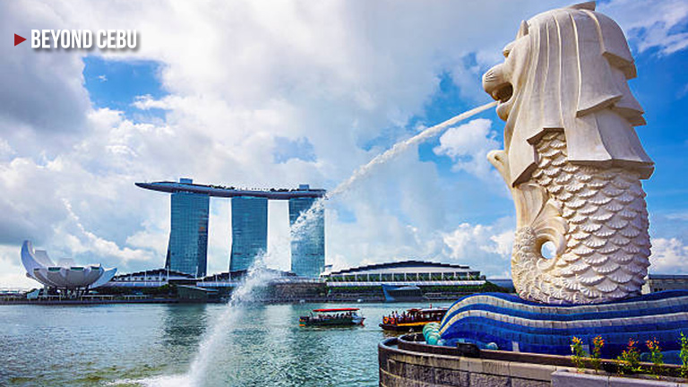 The Origin of the Merlion: Singapore's mythical creature and mascot