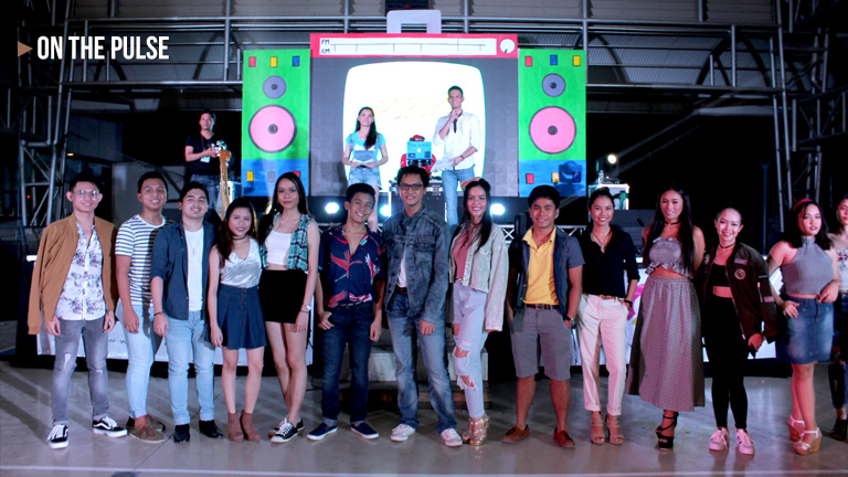 Prestige Cebu's CDU Pop-Up 90's Party