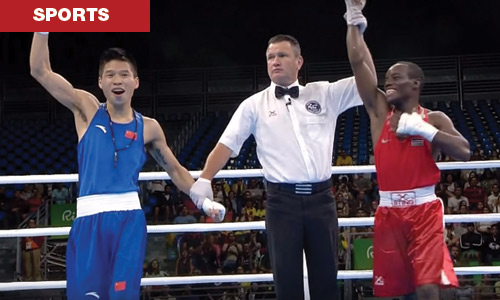 This Chinese Boxer Embarrassingly Thought He Won