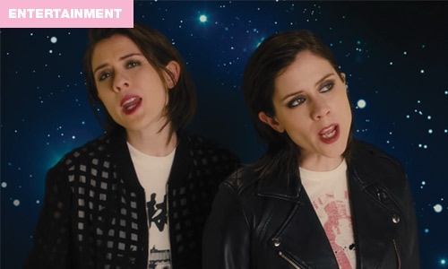 Tegan and Sara's 'Hang On to the Night'