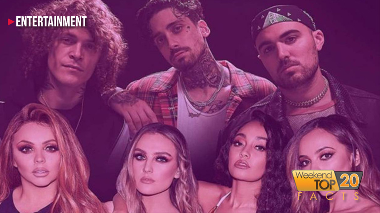 Only You Cheat Codes Little Mix song facts
