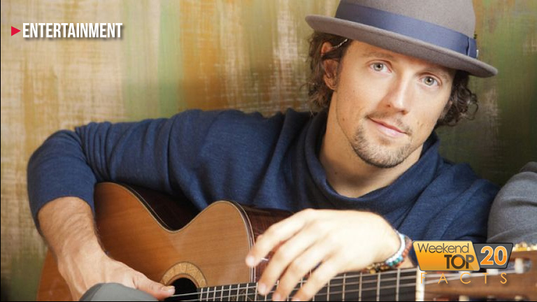 This is how Jason Mraz wants you to move on