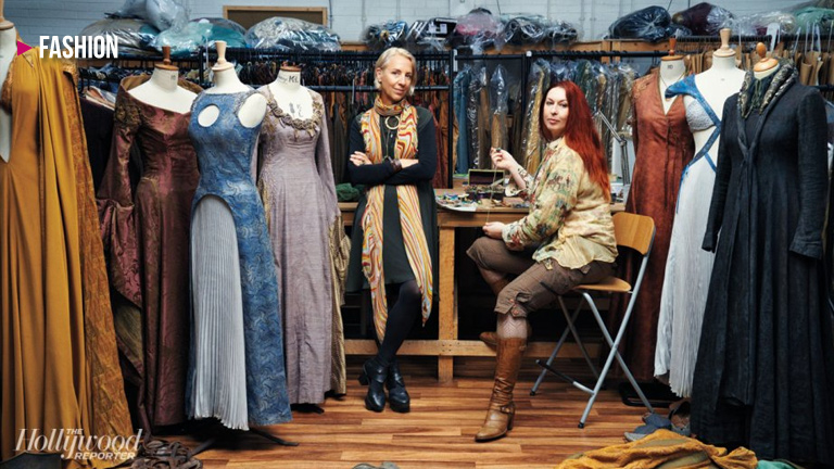 This is how 'Game of Thrones' used rugs for their costumes