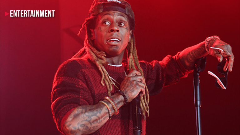 Lil Wayne parody the theme song from 'Friends'