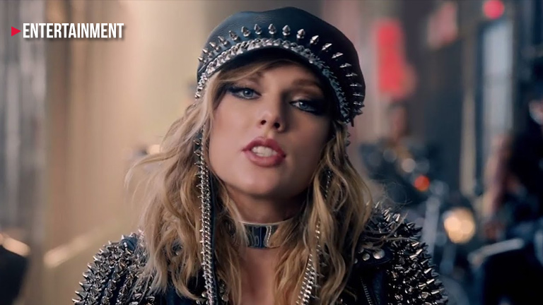 Behind-the-Scenes on the making of Taylor Swift's 'Look What You Made Me Do'