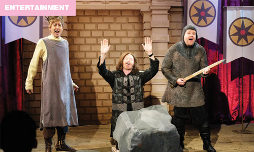 James Corden makes Game of Thrones musical