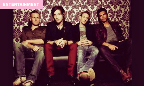 Alex Band, The Calling to stage first Manila