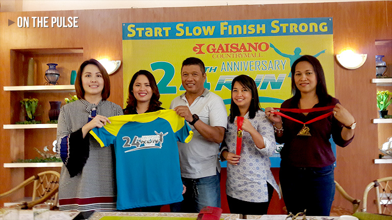 Gaisano Country Mall 24th Anniversary Run