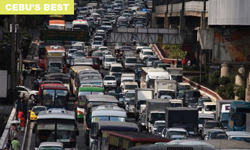 Survive Cebu's Traffic