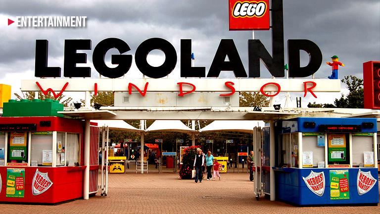 Legoland giving free tickets if you have the following names