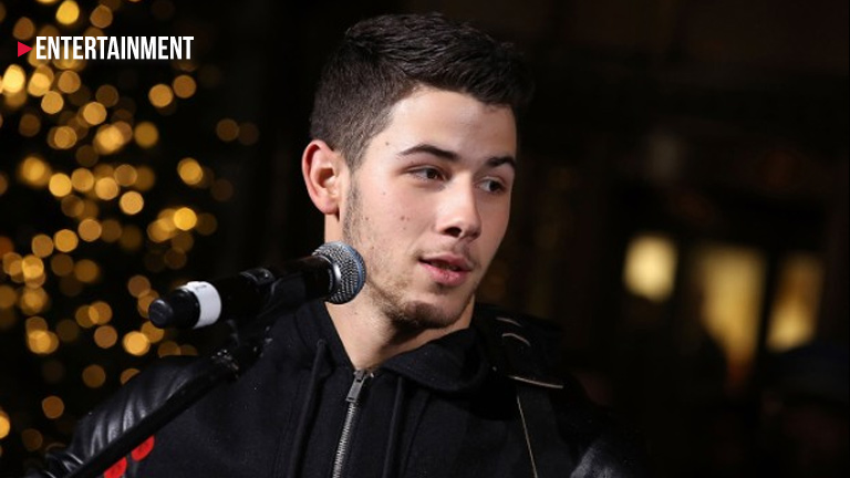 Christmas music from Nick Jonas coming soon