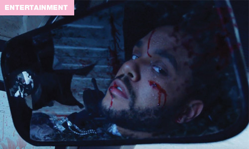 The Weeknd's Thrilling Music Video for 'False Alarm'