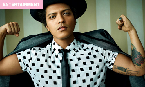 Bruno Mars' Mother was a Bayot